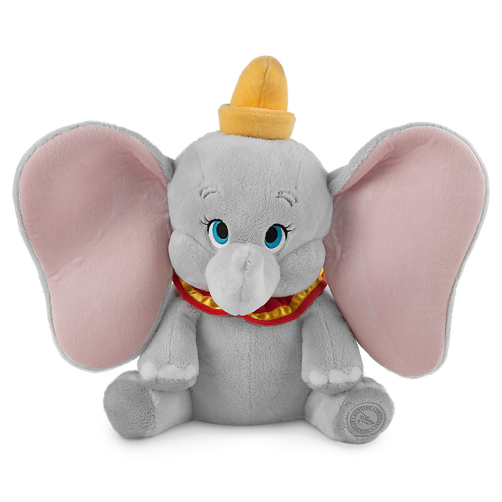 peluche dumbo disney store original bella elefante grande. Black Bedroom Furniture Sets. Home Design Ideas